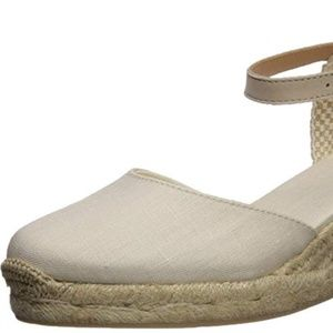 NEW Soludos Midwedge Wedge Espadrille